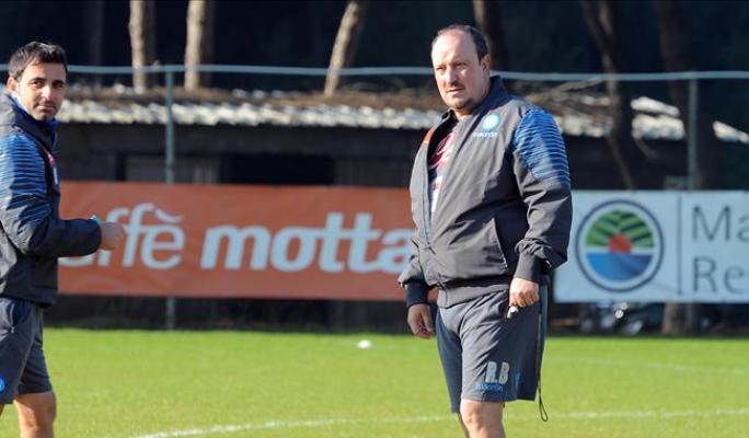 Benitez torna a parlare di napoli non era facile vincere for Intervista benitez